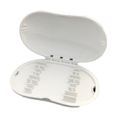 [107玉山最低比價網] Waterpik 沖牙機WP-150 , WP-140 沖牙頭儲存盒 a121