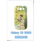 [ 機殼喵喵 ] Samsung Galaxy S3 i9300 手機殼 三星 外殼 盪鞦韆女孩