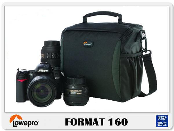 Lowepro 羅普 Format 160 豪曼 160 單肩 斜肩 手提 相機包 內尺寸 21 x 12 x 19.5cm (公司貨)