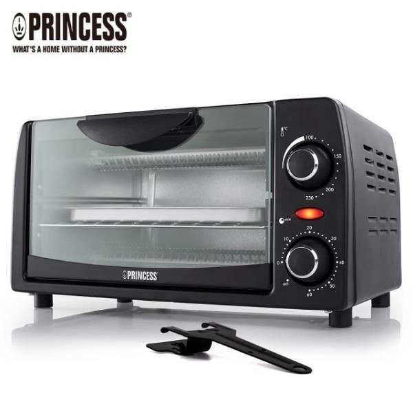 【南紡購物中心】《PRINCESS荷蘭公主》9L溫控電烤箱 112363