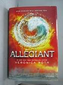【書寶二手書T2/原文小說_GKW】Allegiant_Roth, Veronica