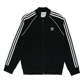 ADIDAS SST TRACK JACKET 黑 白logo 立領 防風 外套 男(布魯克林) CW1256