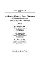 二手書《Imidazopyridines in Sleep Disorders: A Novel Experimental and Therapeutic Approach》 R2Y ISBN:0881673773