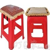服裝廠員工坐墊涼墊竹墊工廠上班長方形屁股墊板凳椅墊子海綿透氣YYP 町目家