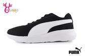PUMA ST ACTIVATE AC PS 套入式慢跑鞋 中童 透氣 輕量 運動鞋 J9550#黑色◆OSOME奧森鞋業
