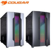 COUGAR 美洲獅 GEMINI M RGB Micro ATX電競機箱 類金屬髮絲面板機殼