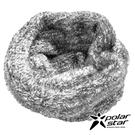 【Polarstar】造型保暖圍巾『灰』P18624 休閒│戶外│保暖│圍脖│圍巾 │頭巾│冬帽│毛帽