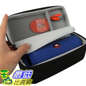 [107美國直購] 防水收納盒 CO2CREA Hard Travel Case for JBL Flip 4 Waterproof Portable Bluetooth Speaker
