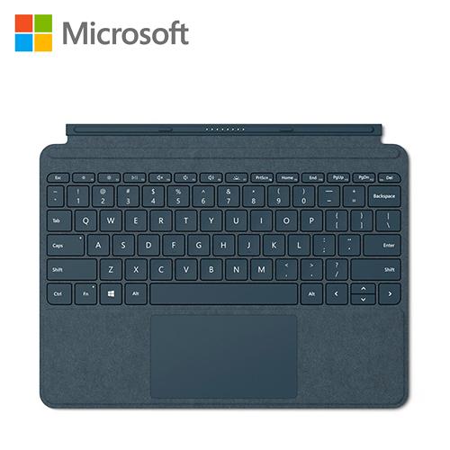 【Microsoft 微軟】Surface Go 實體鍵盤保護蓋(鈷藍) KCS-00038