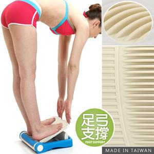 台灣製造 多角度瑜珈拉筋板.腳底按摩器足部按摩墊.易筋板足筋板.平衡板美腿機多功能健身板運動