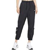 Nike AS W NSW Rpl Essntl GX MR Jggr 女 黑 縮口 小勾 長褲 DC0041-010