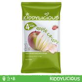 英國 Kiddylicious童之味蘋果脆片Apple Crisps 幼兒寶寶最愛零食點心 4*15g/包