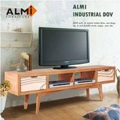 ALMI DOCKER VINTAGE-TV 2 TRAPS 雙門電視櫃