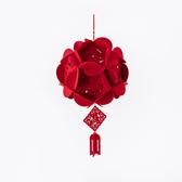 福花球立體吊飾20cm