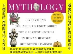 二手書博民逛書店Don t罕見Know Much About MythologyY255562 Kenneth C. Davi