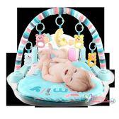 健力架 嬰兒腳踏鋼琴健身架器幼兒寶寶嬰兒玩具毯0-1歲男女孩3個月T