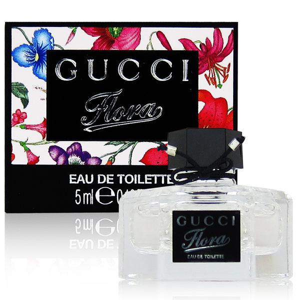 GUCCI 花之舞女性淡香水5ml(沾式) ◆86小舖 ◆