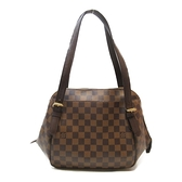 LOUIS VUITTON LV 路易威登 棋盤格肩背六角包  Belem MM N51174 【BRAND OFF】