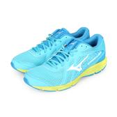 MIZUNO STARGAZER 2 女慢跑鞋-WIDE(免運 寬楦 美津濃 路跑≡體院≡ K1GA2051