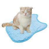 【MARUKAN】貓型涼感墊(CT-404)