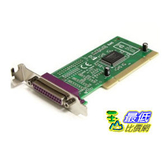 [103 美國直購 ShopUSA] StarTech 1 Port Low Profile PCI Parallel Adapter Card PCI1P_LP 適配器卡 $1485