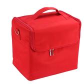 新款化妝箱 牛津料手提化妝箱 大號時尚美容箱