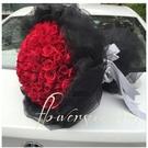 紅玫瑰求婚告白--情人花束.生日花束.聖誕花束