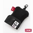 CHUMS SxN 鑰匙包 黑色/炭 CH602575K018【GO WILD】