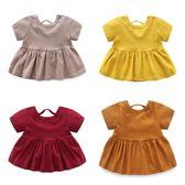 女寶寶洋氣連身裙