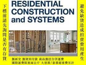 二手書博民逛書店Kitchen罕見& Bath Residential Construction And SystemsY30