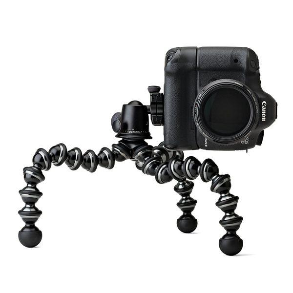 【停產 下架中】JOBY Gorillapod Focus 附X雲台 GP8+金剛爪專業單眼腳架 章魚腳架 公司貨