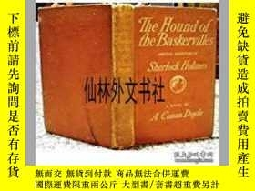 二手書博民逛書店【罕見】1902年 The Hound of the Baske