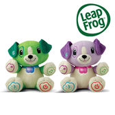 【愛吾兒】美國 Leap Frog 跳跳蛙 我的寶貝狗SCOUT/VIOLET