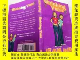 二手書博民逛書店Shrinking罕見violet:縮紫Y212829