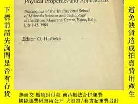 二手書博民逛書店多晶半導體物理性質和應用罕見英文版Y14581