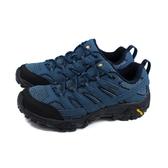 MERRELL MOAB 2 GTX 運動鞋 健行鞋 靛藍色 男鞋 ML034787 no114