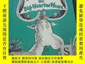 二手書博民逛書店thidwick罕見the big-hearted MouseY
