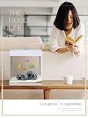 小金魚缸水族箱客廳