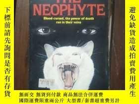 二手書博民逛書店英文原版書:the罕見neophyteY10581 GUY N.