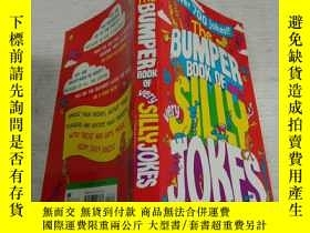 二手書博民逛書店The罕見BUMPERBOOK OF SILLY JOKES(那些无聊的笑话)Y200392