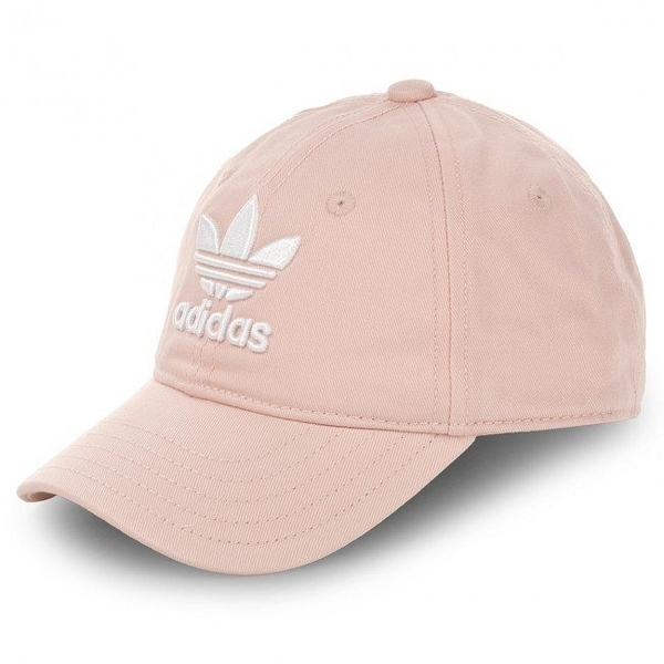ADIDAS 愛迪達 TREFOIL CAP 棒球帽 老帽 穿搭必備 CV8143