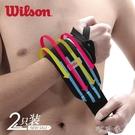 Wilson健身護腕男繃帶運動護具手腕力量訓練裝備女專業臥推助力帶【快速出貨】