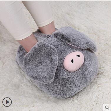 木之林暖腳寶充電暖足冬天保暖神器加熱水袋床上睡覺被窩用捂腳墊 蘿莉新品