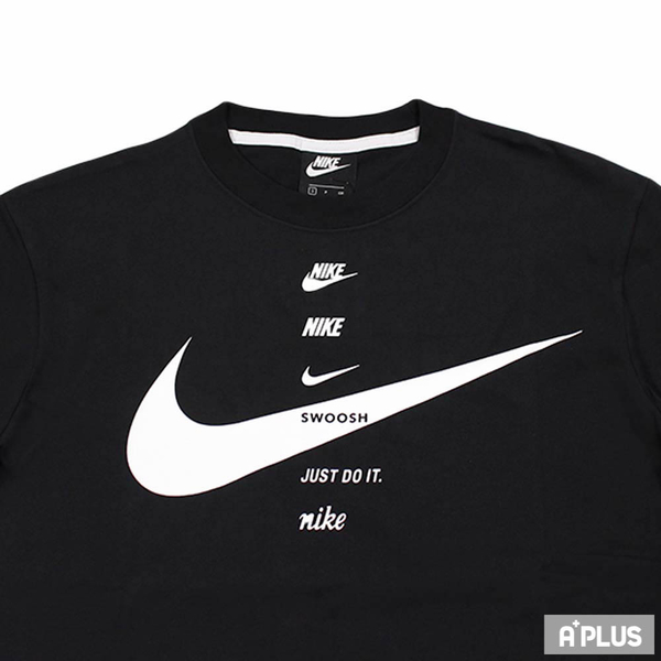 NIKE 女 AS W NSW SWSH TOP SS 圓領T(短) - CU5683010