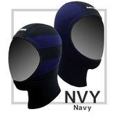 日本HeleiWaho 3MM 全罩式 防寒頭套 潛水頭套防寒帽 衝浪帽 潛水帽 浮潛 保暖 禦寒 鯊魚皮 游泳 泳帽