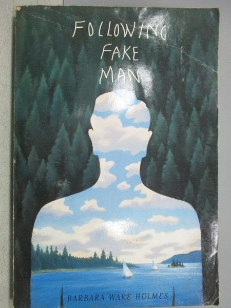 【書寶二手書T1/原文小說_MEI】Following, Fake Man_Holmes