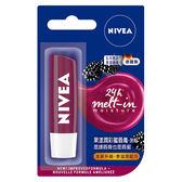 妮維雅果漾潤彩蜜唇膏-黑莓5.5ml