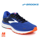 【BROOKS】男款支撐型慢跑鞋 Adrenaline GTS18系列 - 英雄藍(711D420)-現貨/預購全方位跑步概念館