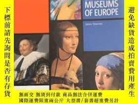二手書博民逛書店英文原版:Great罕見Smaller Museums of E