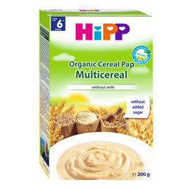 HiPP喜寶 有機寶寶綜合黃金穀物精200g